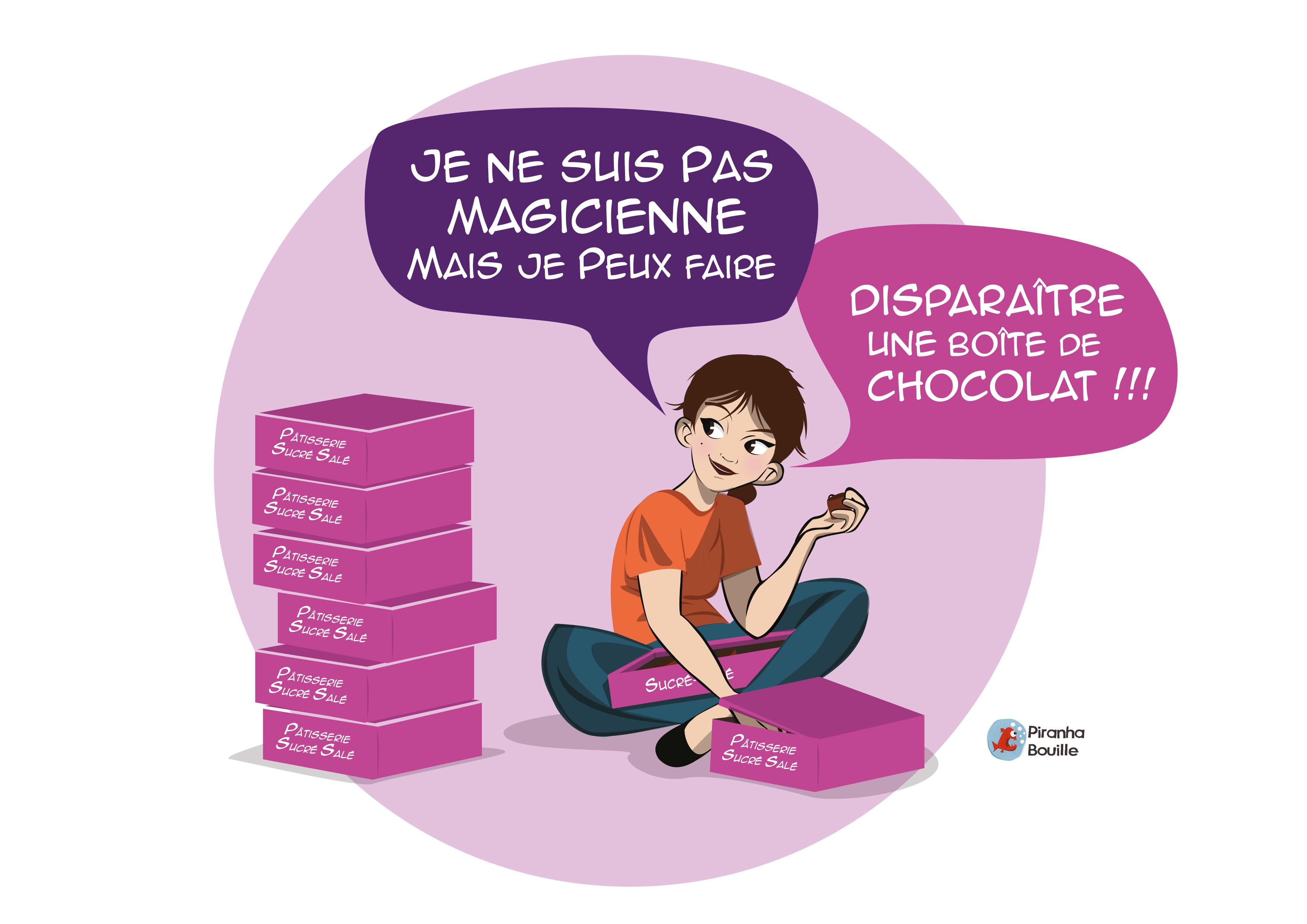 Le chocolat … Un si bon anti-dépresseur !! La Motivation se cacherait dans le chocolat