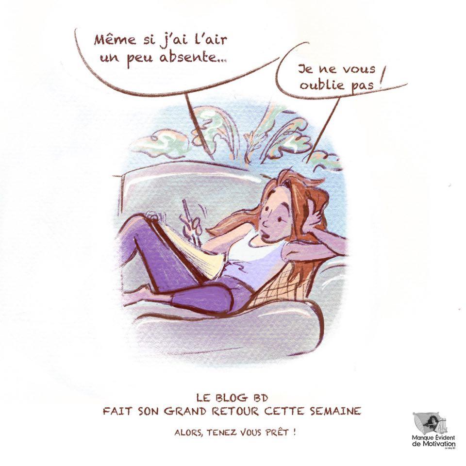 reflexion blog bd humour croquis