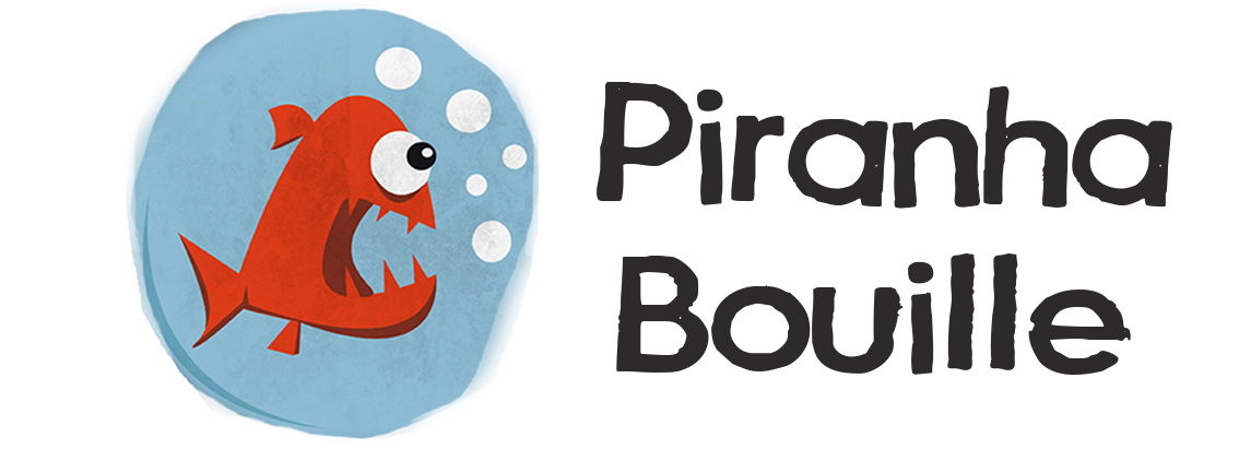 Piranha Bouille | illustratrice, Auteure et Blogueuse