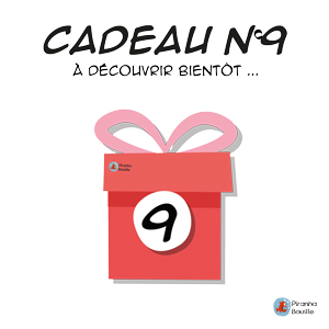 cadeau de Noël illustré N°9
