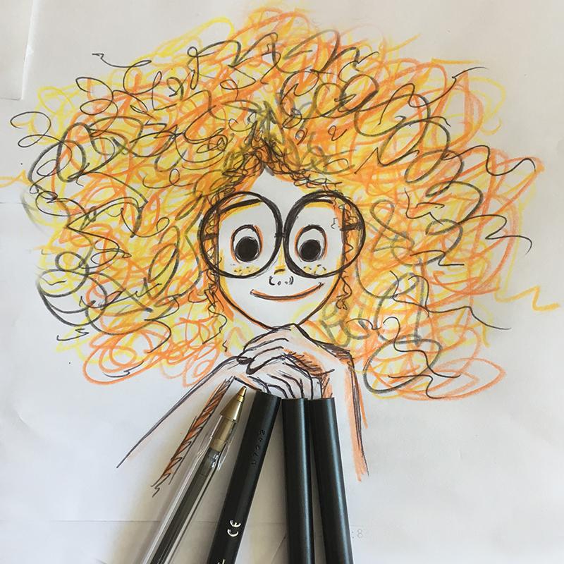 Miss coup de crayon