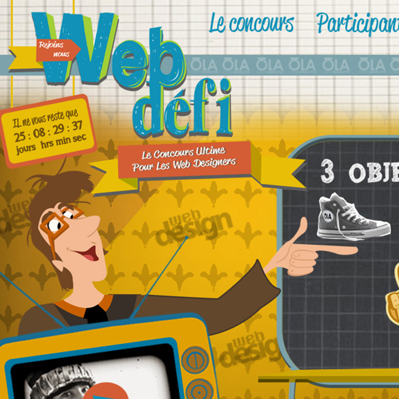 Web défi