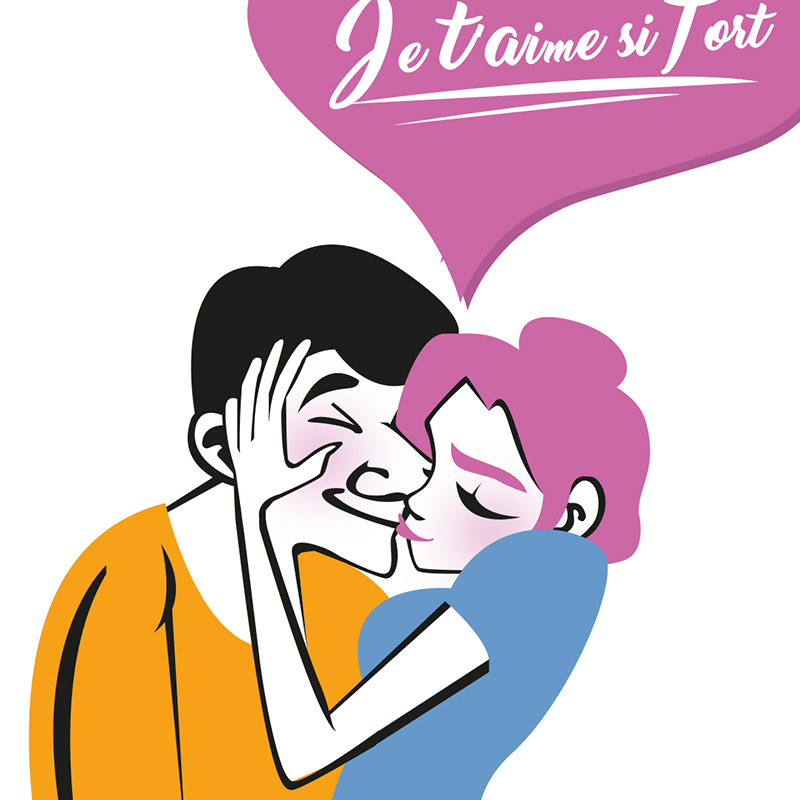 Je t'aime si fort !