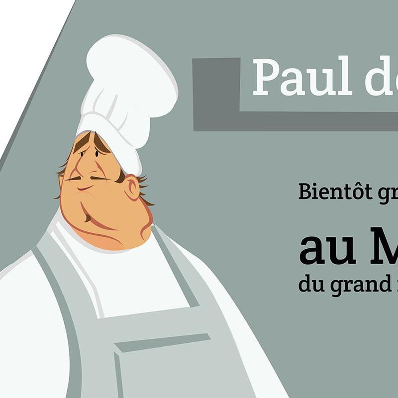 Paul Débauche , blog culinaire
