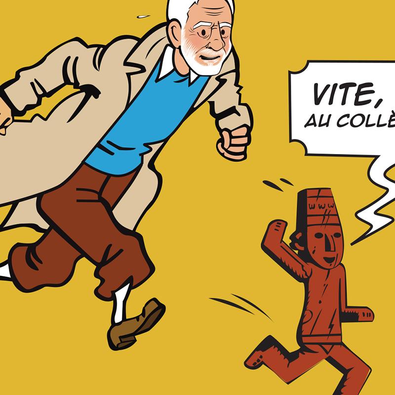 Hommage à Philippe Descola